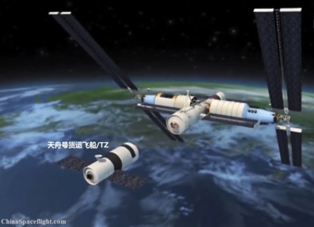 China tendrá su propio telescopio espacial con campo de visión 300 veces mayor que el Hubble