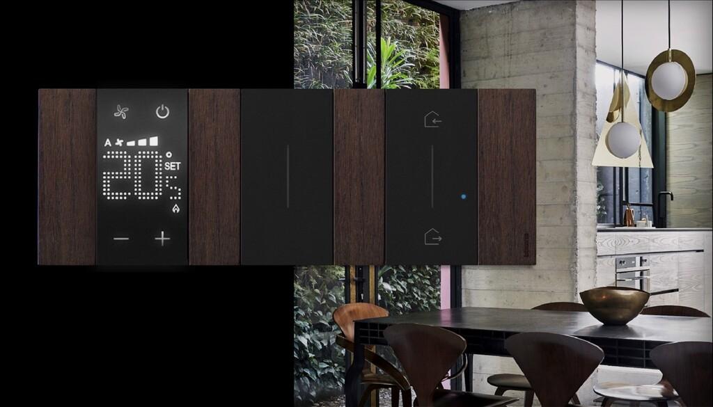 Legrand presenta BTicino Living Now: nuevos mecanismos de iluminación y domótica con integración HomeKit