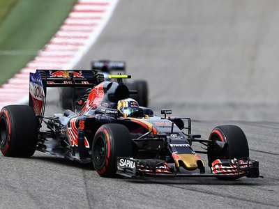 ¡Tenemos futuro en la Fórmula 1! Carlos Sainz, gracias