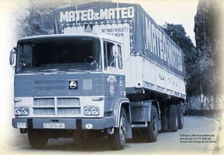 Camiones Articulados - Altaya