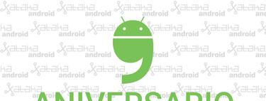 Android cumple nueve años: así fue su primera versión y su primer móvil