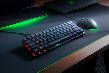 Razer Huntsman Mini: el nuevo teclado gamer de Razer es un 60% con switches ópticos y teclas PCB