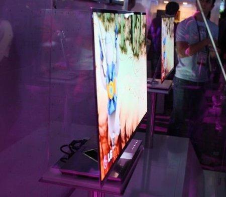 LG y su televisor 3D-OLED de 31 pulgadas aparecerá en 2011