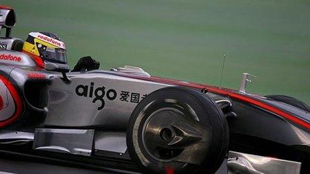 Pedro de la Rosa vuelve a McLaren