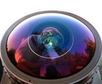 Creatividad con una lente fisheye (a.k.a. ojo de pez)