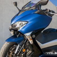 El Yamaha T-Max podría crecer en 2020 con más cilindrada, más potencia y mejor equipamiento