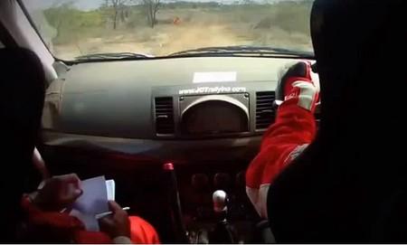 Samir, ese piloto al que no le gusta que le digan cómo conducir