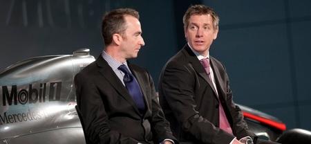 Tim Goss es el nuevo director técnico de McLaren: adiós a Paddy Lowe