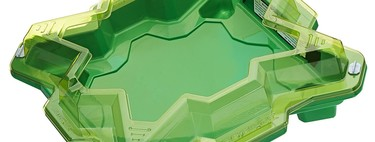 Dónde comprar más barato el estadio de Peonzas Beyblade de Hasbro por internet en España