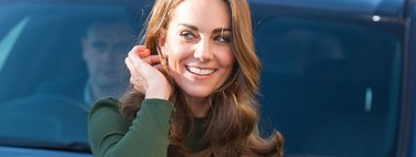 Kate Middleton tiene un color favorito, y ese es el verde