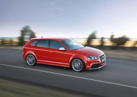 El Audi RS 3 Sportback costará 55.900 euros en España