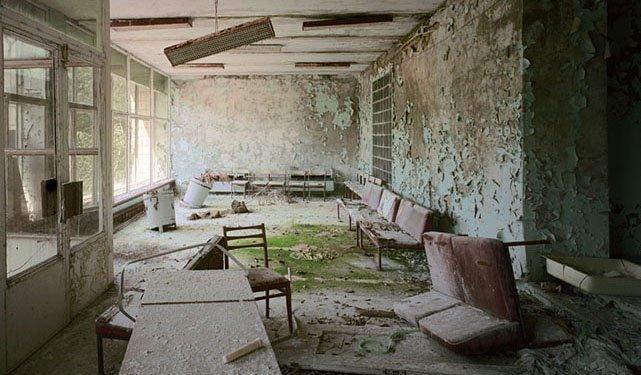 Robert Polidori - portada artículo - Chernobyl