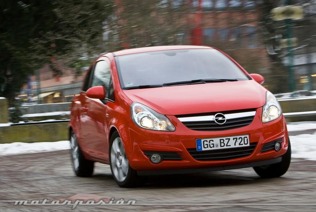 Foto de Opel Corsa 2010 (presentación) (32/37)