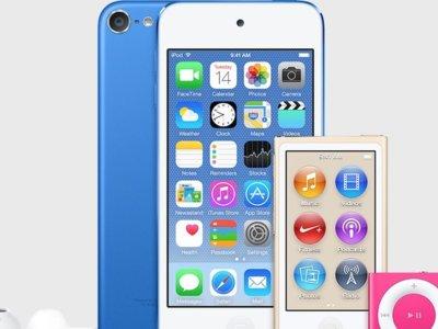 Nuevos iPod en camino, aquí las primeras pistas