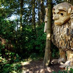 Foto 11 de 11 de la galería gigantes-madera-copenhague en Diario del Viajero