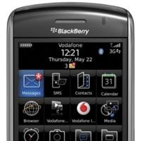 Blackberry Storm ya con Vodafone