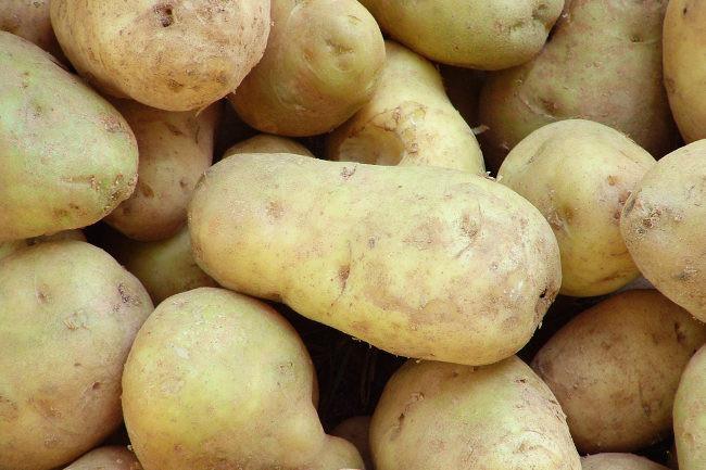 Cinco razones para comer patatas