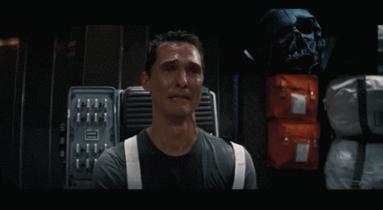 Matthew McConaughey se emociona con el tráiler de 'Star Wars', la imagen de la semana