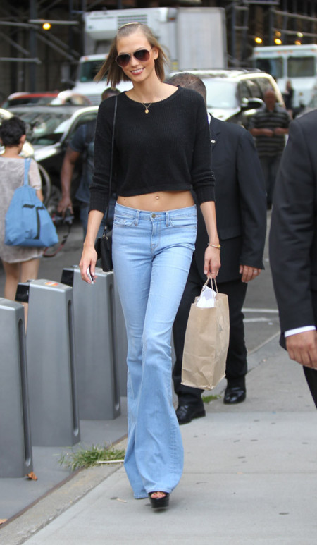 Karlie Kloss look top