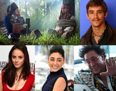 'Piratas del Caribe 5', arranca el rodaje, reparto confirmado y nueva sinopsis