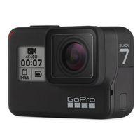 La GoPro Hero 7 Black es la cámara ideal para las vacaciones y en eBay, con el código PARATECH, ahora sólo cuesta 332,49 euros