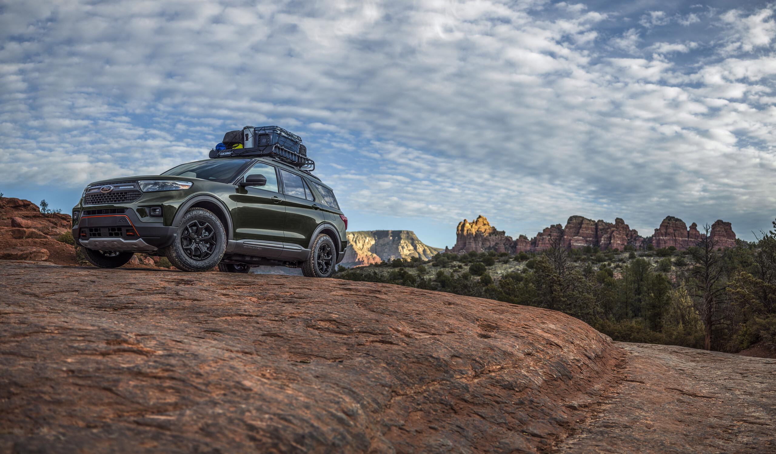 Foto de Ford Explorer Timberline (8/13)