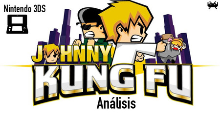 'Johnny Kung Fu' para Nintendo 3DS: análisis