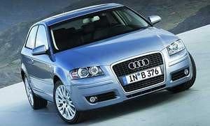 Primeras imágenes del Audi A3