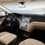 Tesla Motors llama a revisión a 90.000 unidades del Tesla Model S por un problema con el cinturón