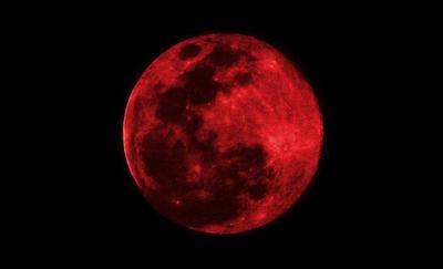 Consejos para fotografiar la espectacular «Luna roja» que podremos observar durante el eclipse total de mañana
