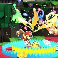 Anunciada la colorida aventura Paper Mario: Color Splash para Wii U
