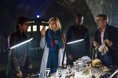 El especial de año nuevo de 'Doctor Who' es el colofón ideal para una temporada que lo cambia todo