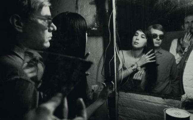 Andy Warhol por Dennis Hopper