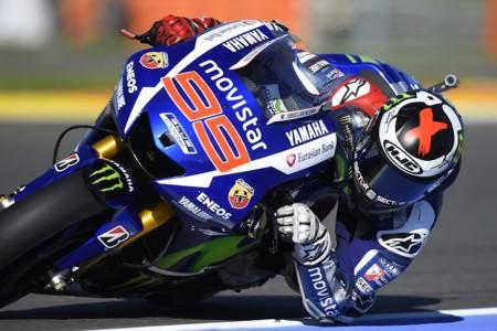 Jorge Lorenzo, Campeón del Mundo de MotoGP 2015
