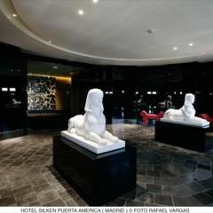 Foto 1 de 10 de la galería hotel-puerta-america-victorio-lucchino en Decoesfera