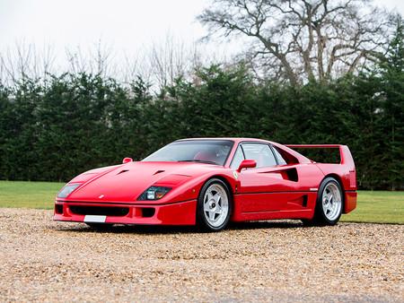 Ferrari F40 Sultan Rojo