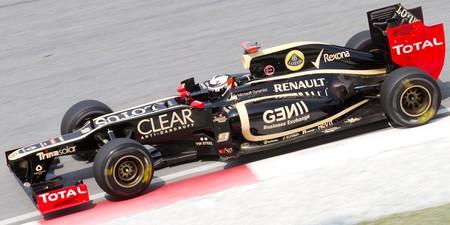 Raikkonen Barein F1 2012