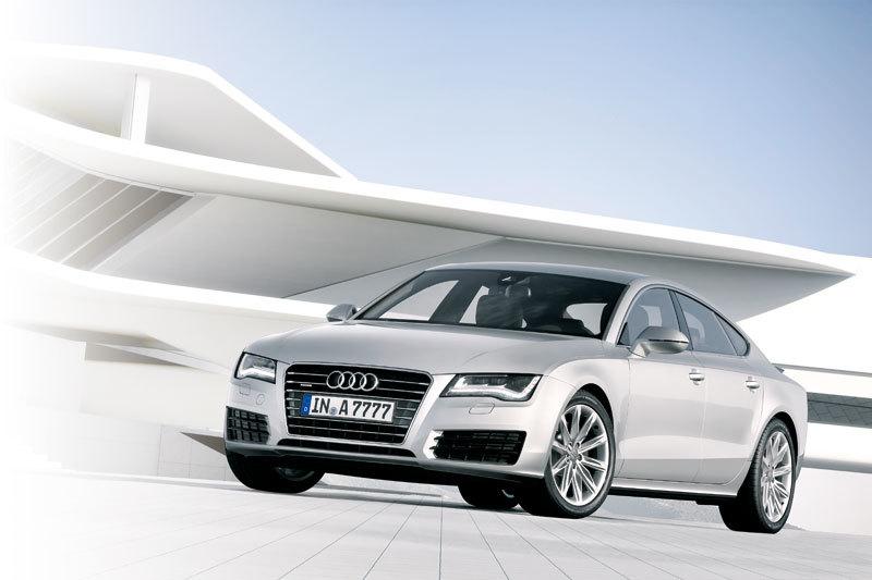 Foto de Audi A7 (primeras imágenes) (1/4)