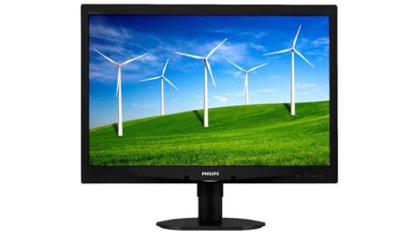 Philips estrena gama de monitores ecológicos 16:10