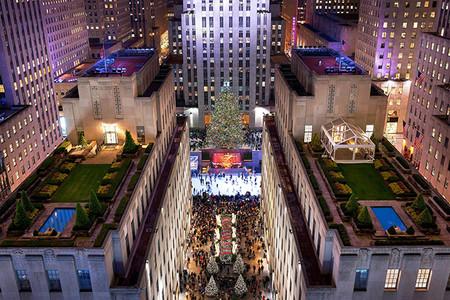 Portada Curiosidades Sobre El Arbol De Navidad Del Rockefeller Center