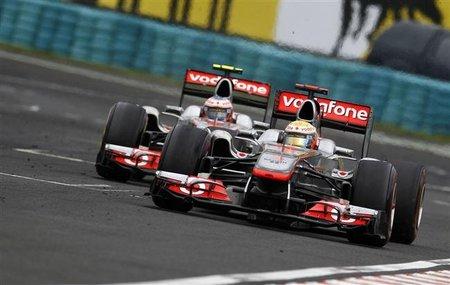 La igualdad en McLaren y las espectaculares luchas que depara