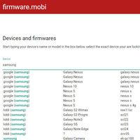 Chainfire lanza un repositorio de imágenes de boot y recovery para multitud de móviles