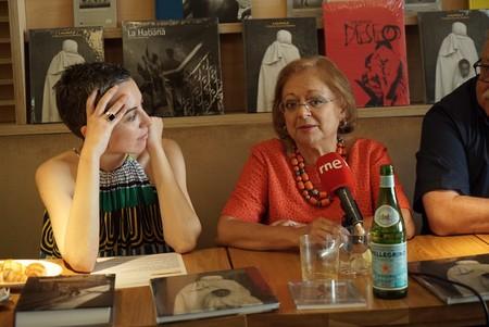 Cristina García Rodero en la entrega del Premio PhotoEspaña 2017. Chema Sanmoran