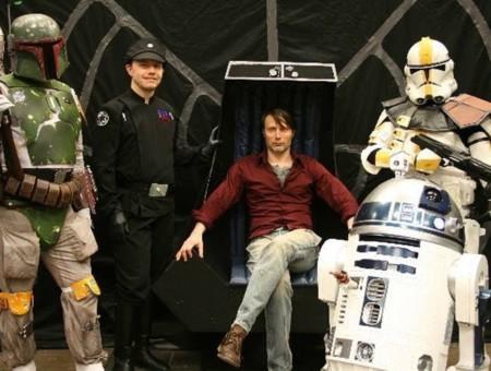 Mads Mikkelsen tras fichar por Star Wars