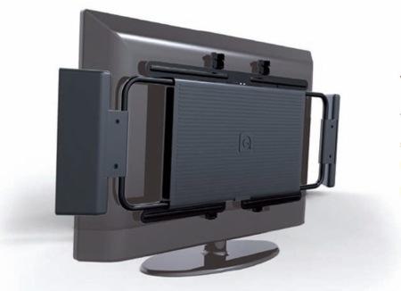Q-TV2, añade altavoces a tu televisor