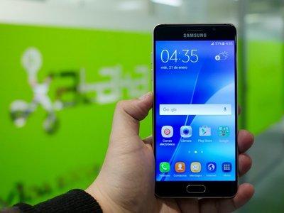 Galaxy A7 (2017), se revelan sus especificaciones