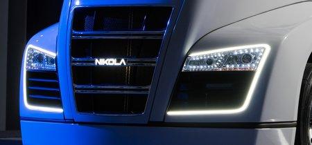 El Tesla de los camiones ya está aquí: Nikola One se alimenta de hidrógeno para llegar hasta los 1.900 km