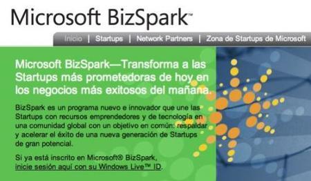 Microsoft BizSpark: programa de ayuda para startups