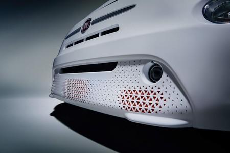 Fiat 500e roadster