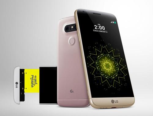 LG G5: cuerpo metálico y diseño modular; así es el nuevo buque insignia de LG